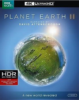 Planet Earth II 4K Standard Edition Blu-ray