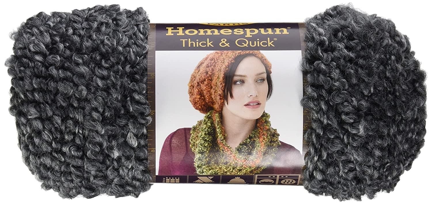 Crochet The Way Out Captivating Capelet Lion Brand Yarn 600-612 Outlander Kit