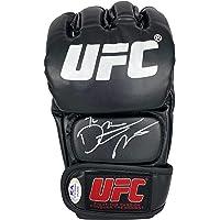 $109 » Dustin Poirier autographed signed inscribed glove UFC The Diamond PSA COA