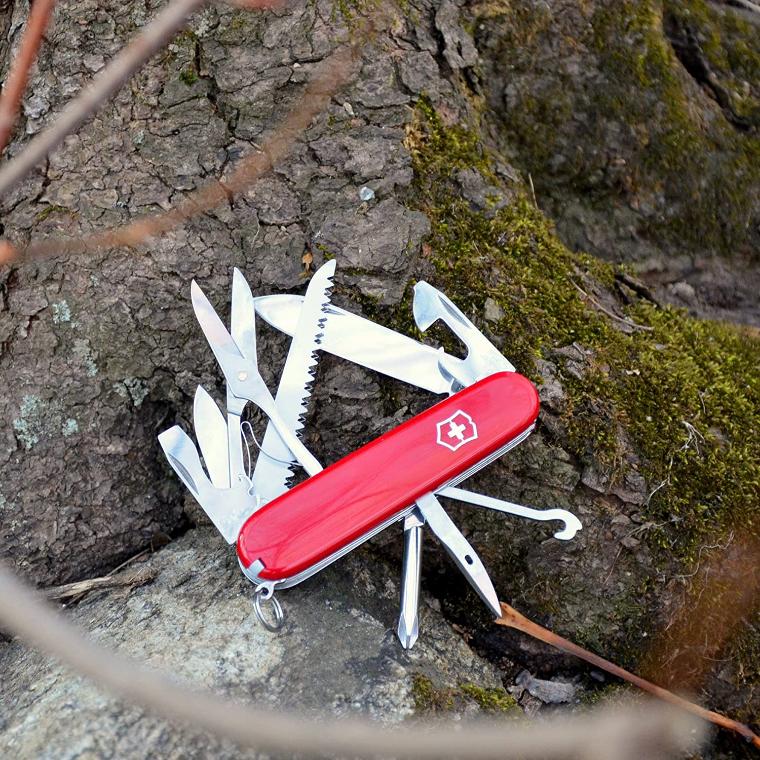 Fieldmaster Multi-Tool Knife with parcel carrier