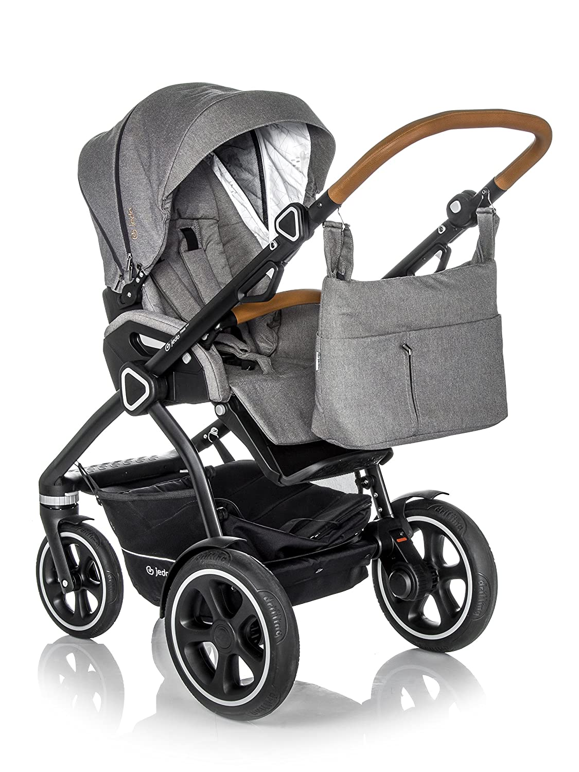 Baby stroller Jedo: photo and review of models, reviews 56