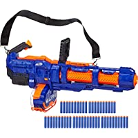 Nerf Elite Titan CS-50 Fully Motorized Toy Blaster with 50 Darts