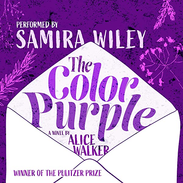 Amazon Com The Color Purple Audible Audio Edition Alice Walker Samira Wiley Audible Studios Audible Audiobooks