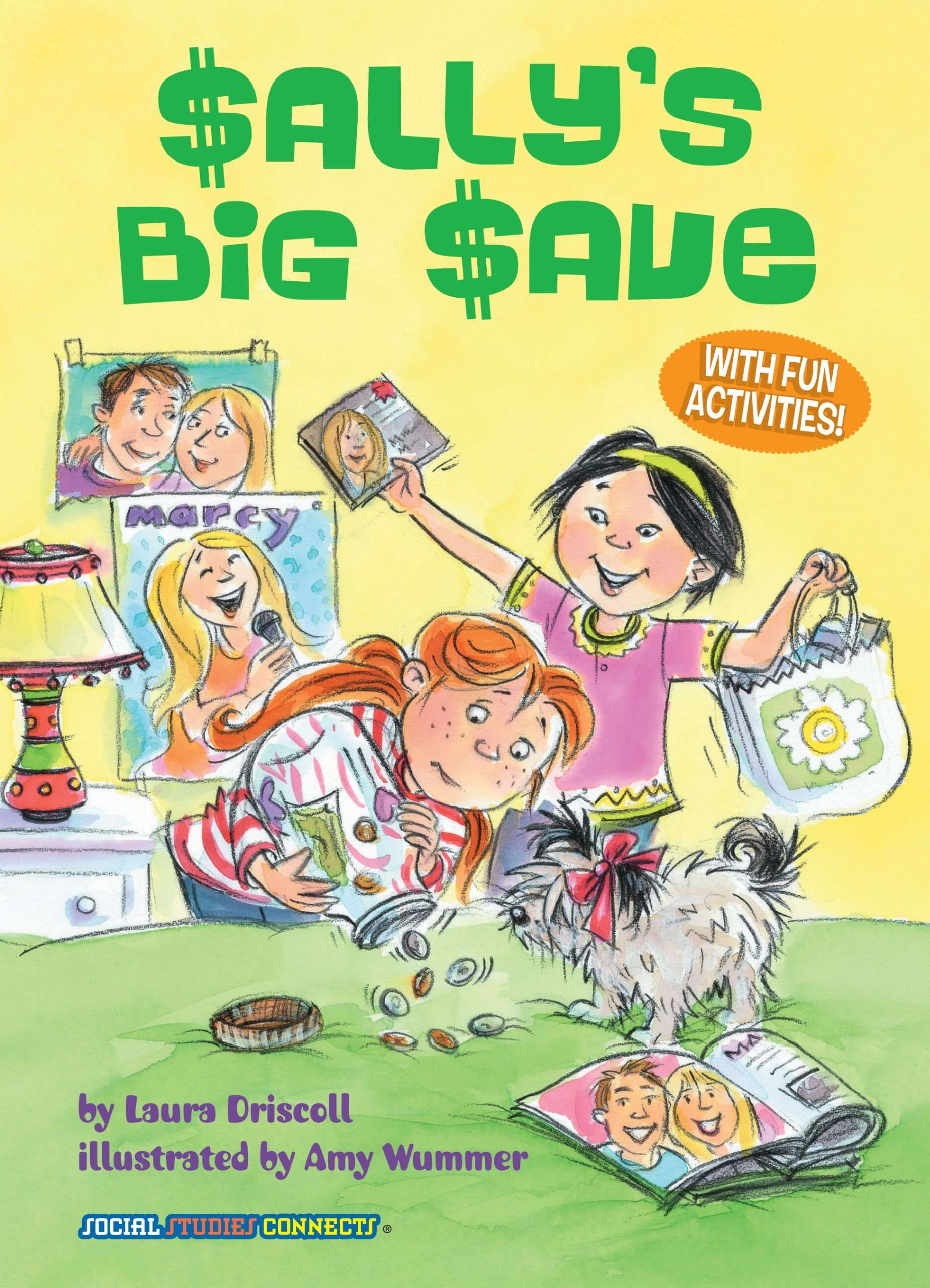Sally's Big Save (Social Studies Connects)