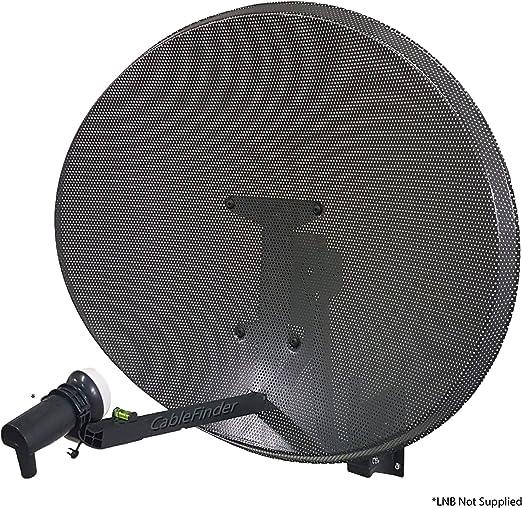 60 cm MK4 Antena parabólica Zone 1 & 2 – Kit de Montaje ...