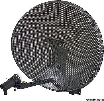 60 cm MK4 Antena parabólica Zone 1 & 2 – Kit de Montaje para ...