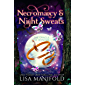 Necromancy & Night Sweats: A Paranormal Women's Fiction Romance (The Oracle of Wynter Book 3)
