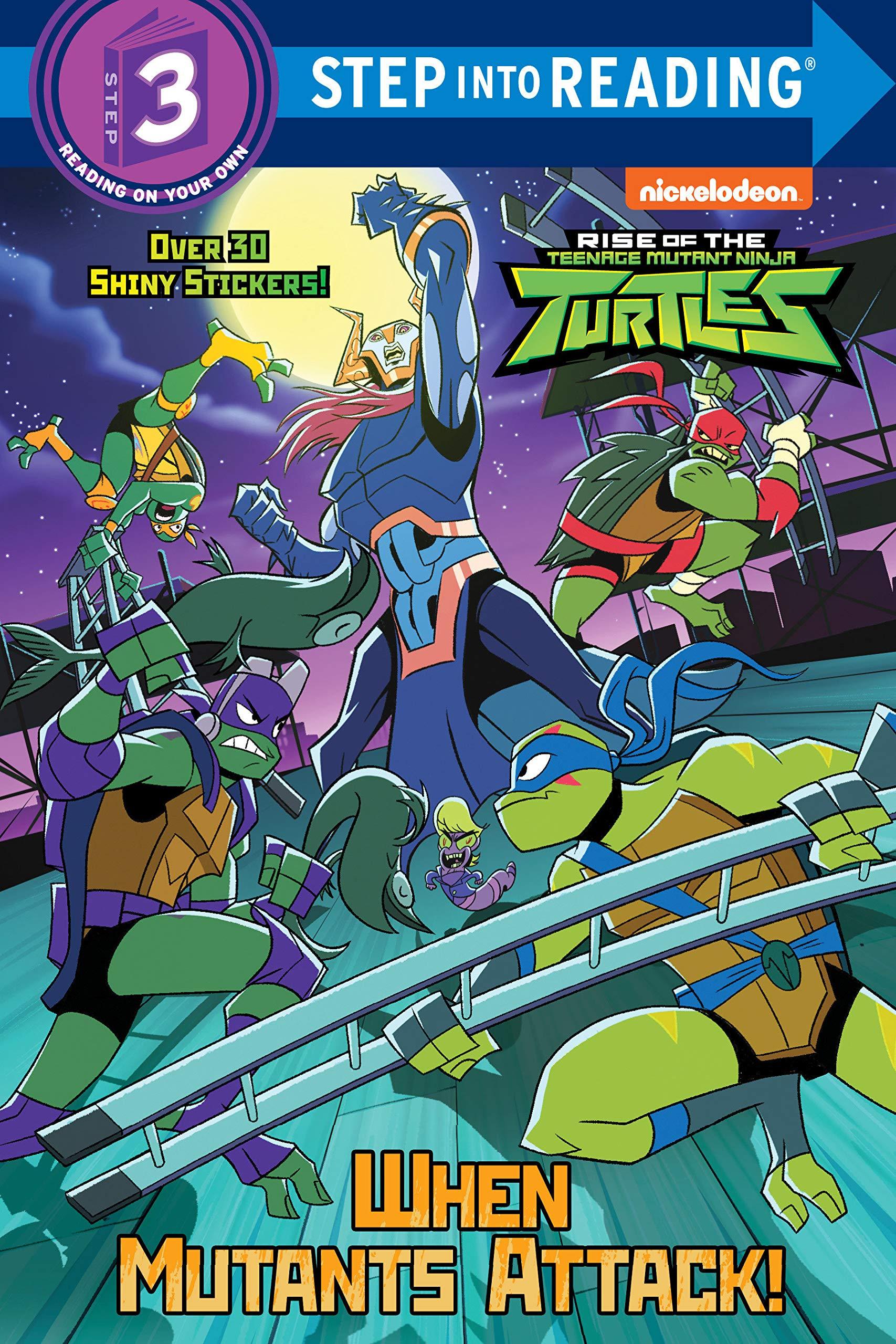 When Mutants Attack! Rise of the Teenage Mutant Ninja ...