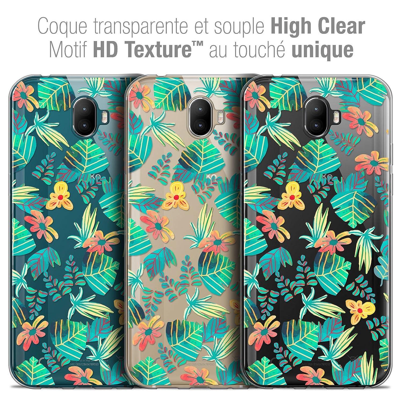 Coque Housse Etui pour Wiko Wim Caseink 5.5 Crystal Gel HD Collection Spring Design Tropical - Souple - Ultra Fin - Imprim/é en France