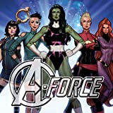 img - for A-Force (2016) (Collections) (2 Book Series) book / textbook / text book