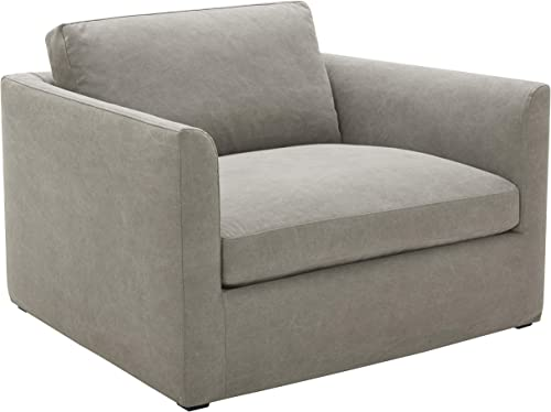 Amazon Brand Stone Beam Faraday Down-Filled Casual Living Room Chair