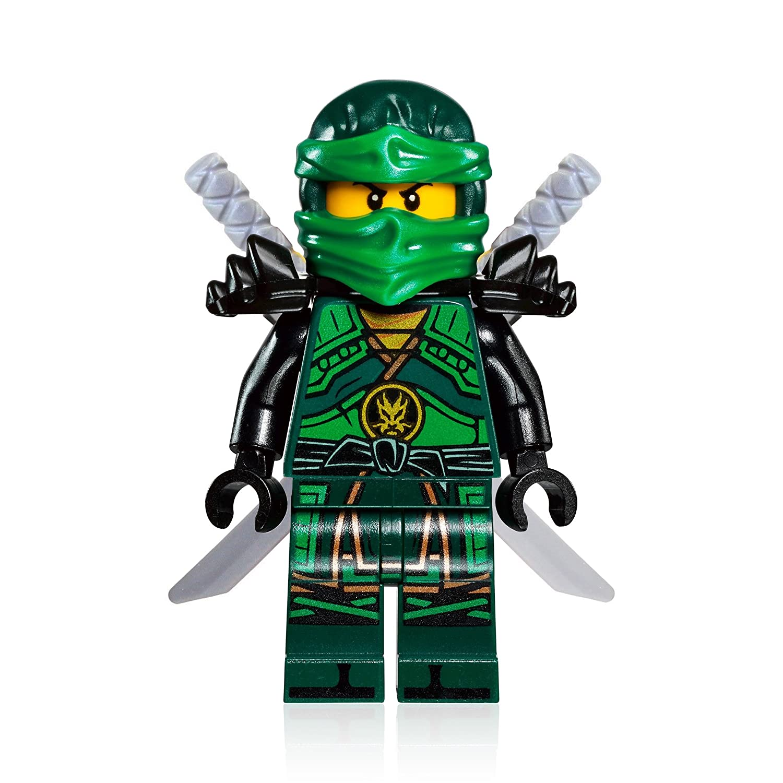 Amazon.com: LEGO Ninjago – Lloyd manos de tiempo woth Dual ...