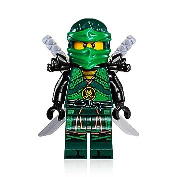 Amazon.com: LEGO Ninjago - Lloyd Hands of Time woth Dual Swords ...