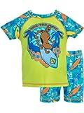 Scooby Doo Boys' Scooby Doo Two Piece Swim Set