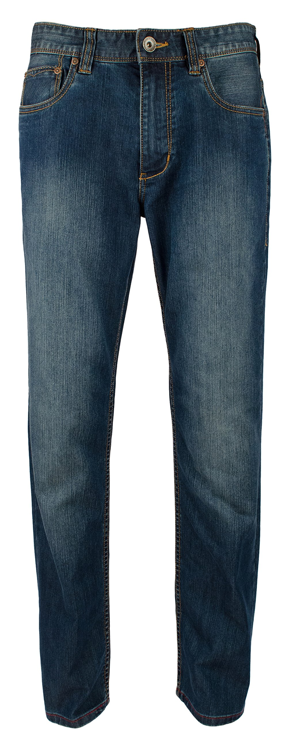 Tommy Bahama Men's Sorrento Authentic Straight Fit Jeans-MW-32Wx32L by Tommy Bahama