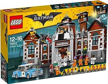 Lego Arkham Asylum Set