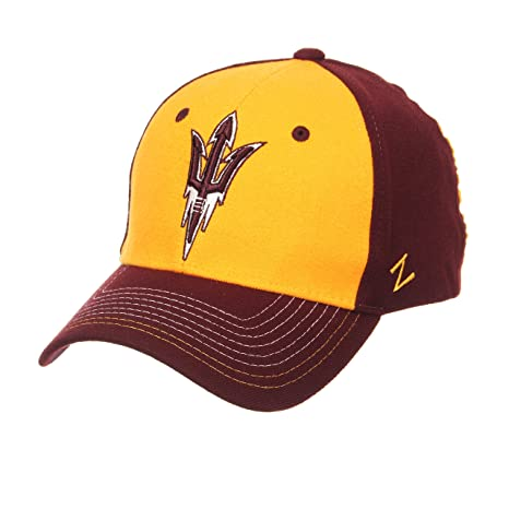 more photos 28614 81818 ... cap zephyr stretch fit fitted black mesh undertaker hat d99aa 089ee   store zhats ncaa arizona state sun devils mens stitch hat medium large team  color ...