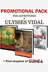 PROMOTIONAL PACK: The Last Crypt & Black City (The Adventures of Ulysses Vidal) (Spanish Edition) Kindle Edition