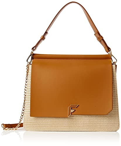 ccbbb5004a86 Fiorelli Women s Tilly Shoulder Bag Beige (summer Tan Raffia ...
