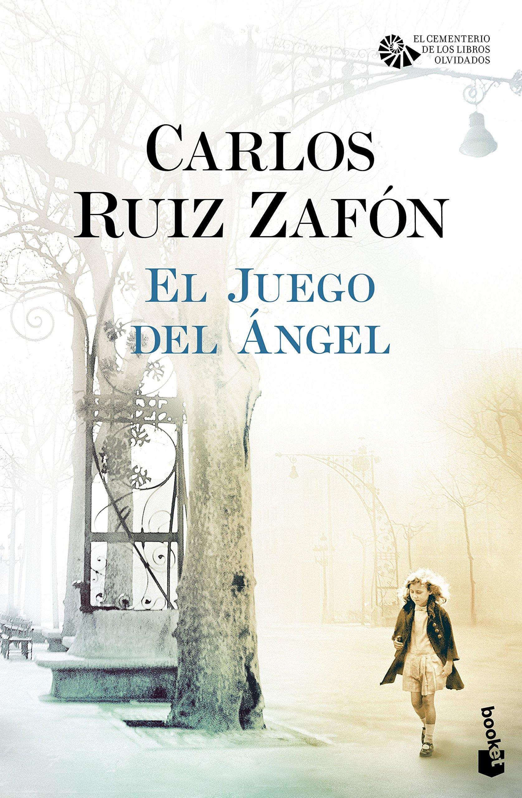 El Juego del Ángel (Biblioteca Carlos Ruiz Zafón): Amazon.es: Carlos Ruiz  Zafón: Libros