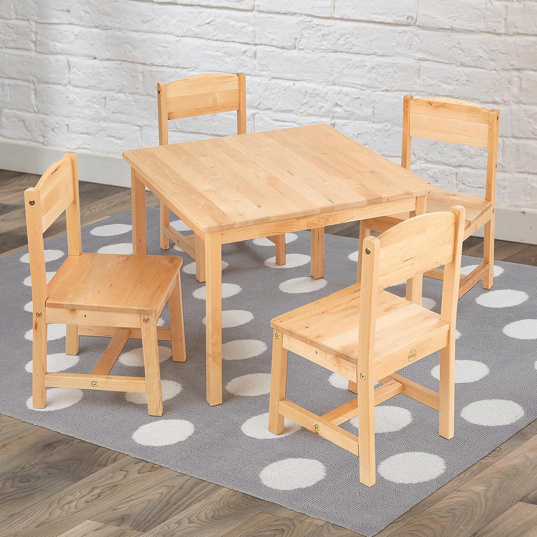 Amazon KidKraft Farmhouse Table & Chair Set Toys & Games