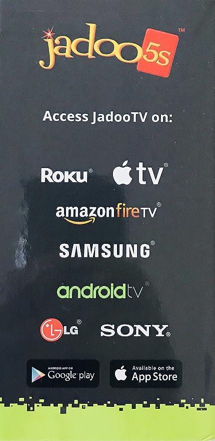 JADOO 5S JADOO5S 4K Ultra HD Quad CORE 2GB RAM