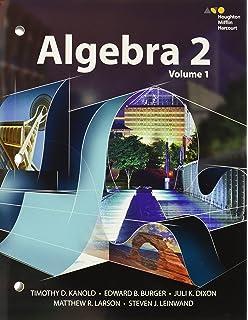 Engineering mathematics and sciences hmh algebra 2 interactive student edition volume 2 2015 fandeluxe Gallery
