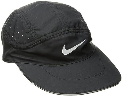 Nike Aerobill 828617-010 Running Cap  Amazon.in  Sports 8dab75699f1