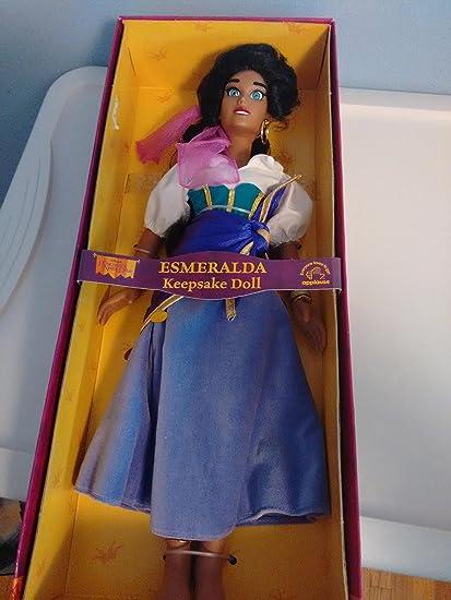 1996 Disney Special Edition Hallmark Hunchback Of Notre Dame Print Esmeralda