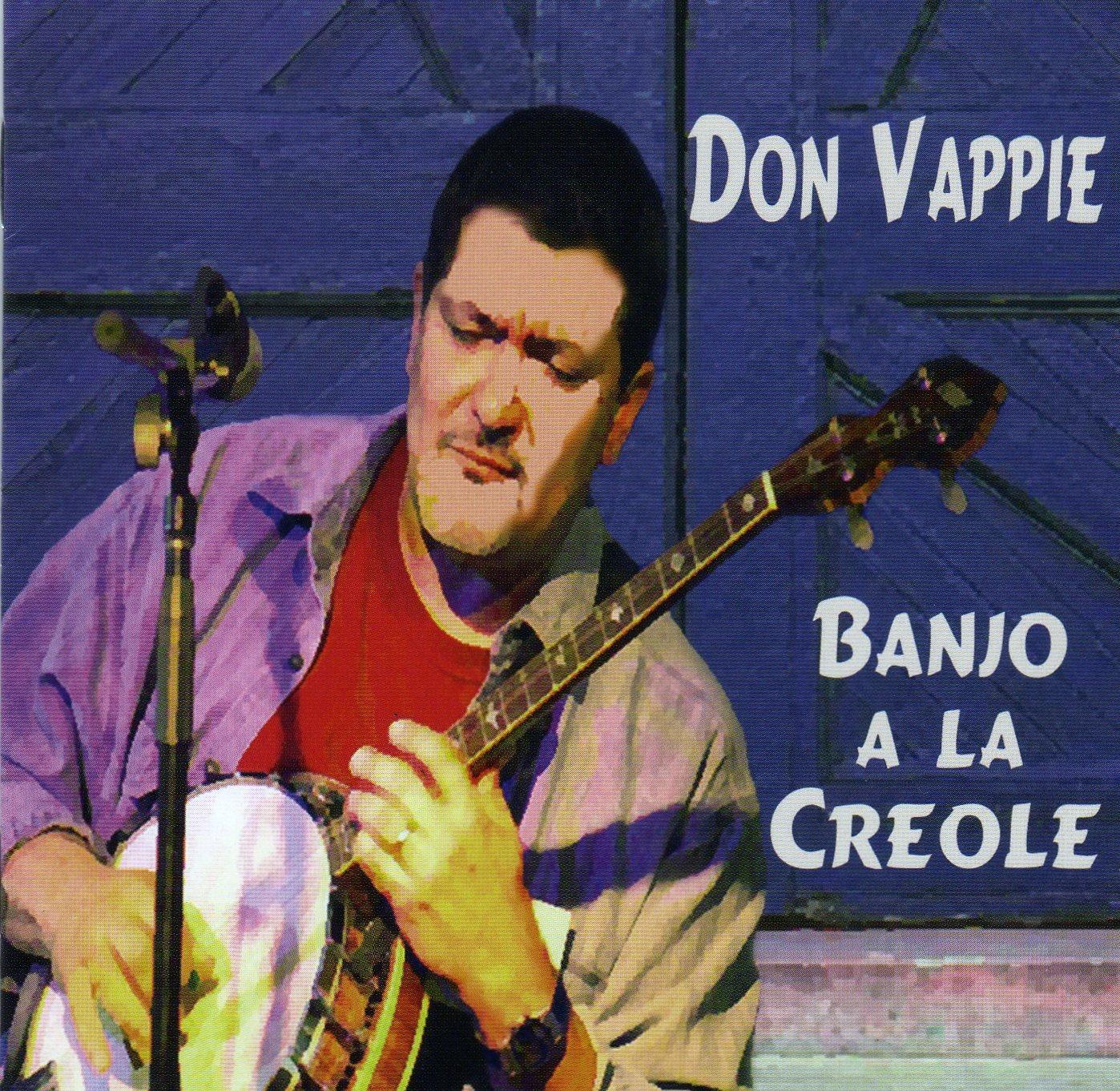 Banjo A La Creole