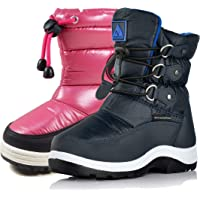 4839e29db5ab3b Nova Toddler Boy s and Girl s Winter Snow Boots