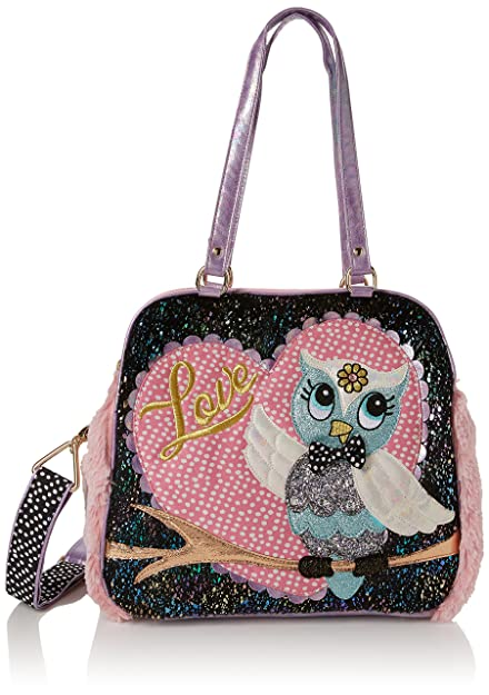 Womens Dog House Top-Handle Bag Multicolour (Red/Multi) Irregular Choice xlK6E2