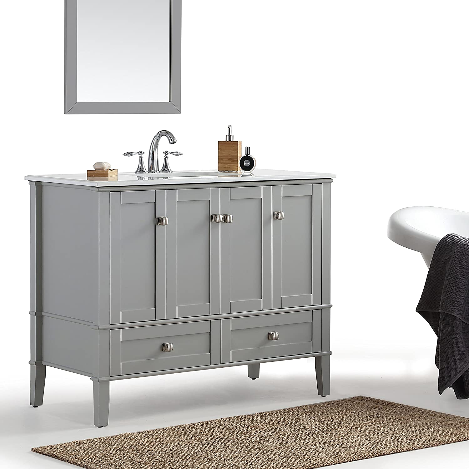 chelsea in r top with soft vanities sink set white tops off vanity p home undermount and simpli nl marble right quartz