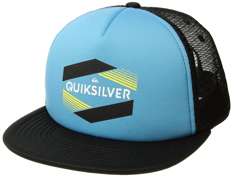 Quiksilver - Gorra de béisbol - para Hombre Azul Cyan Azul Talla ...