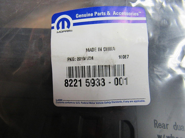 Mopar Dodge RAM 2500 3500 Rear Dually Heavy Duty Splash Guards New OEM