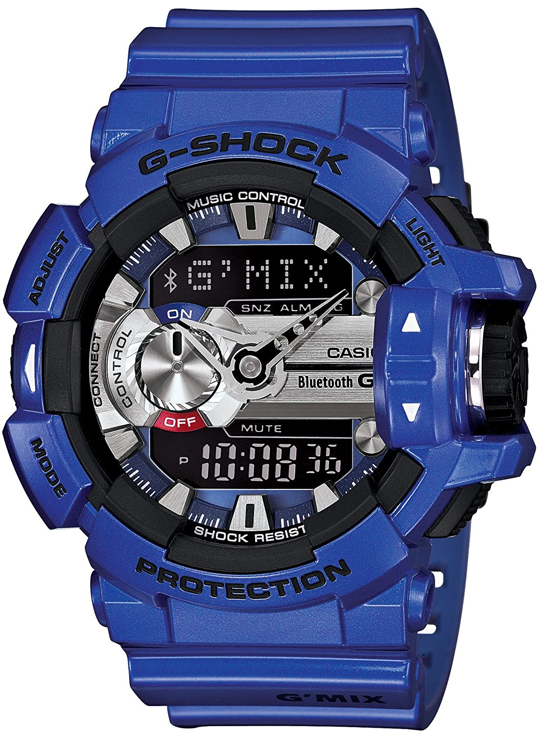 CASIO腕時計 G-SHOCK G'MIX GBA-400-2AJF