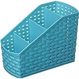H-Store Compact Basket for Multipurpose Use, 19.7x14x9.8cm (Multicolour)