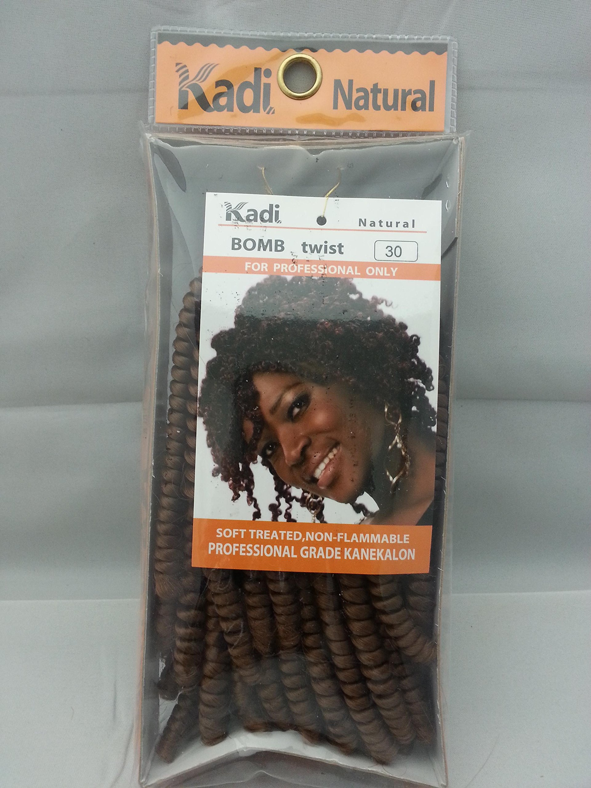 Amazon Kadi Natural Braiding Style Hair Extension