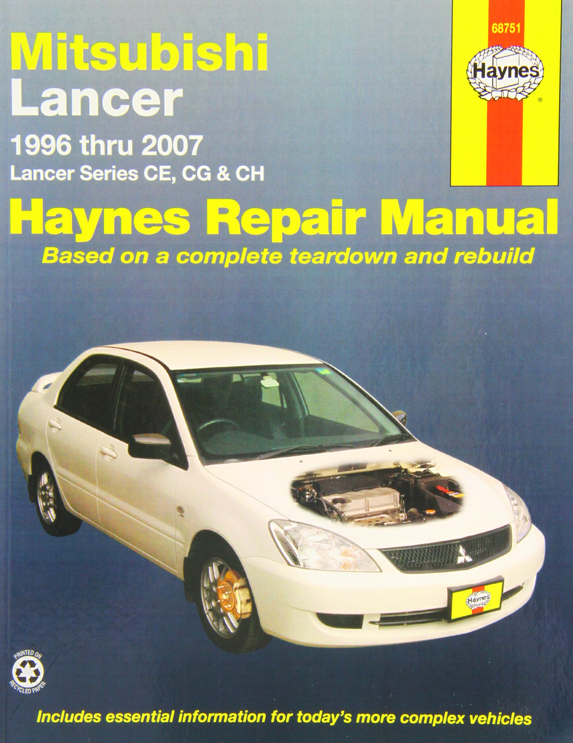 Mitsubishi lancer automotive repair manual haynes automotive mitsubishi lancer automotive repair manual haynes automotive repair manuals 9781563929403 amazon books fandeluxe Image collections