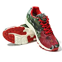 SAGMA Women's Multicolor Breathable Sports Shoes