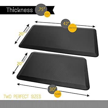thick table desk rectangular size mats crystal amazon ostepdecor multi dp com custom clear protector pvc cover pads