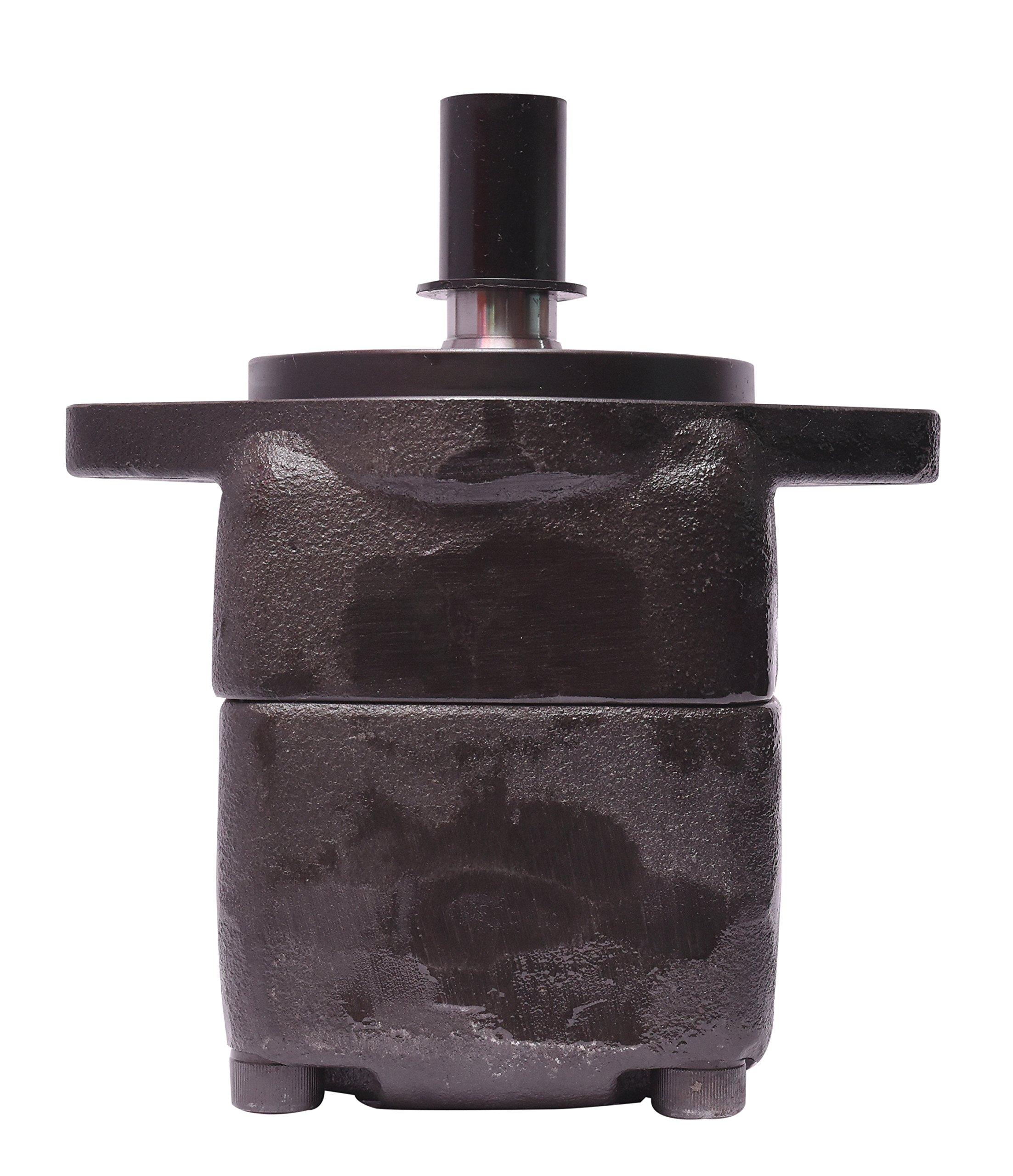 Yuken Fixed Displacement Hydraulic Vane Pump PVR50-F-F-30-RAA-3180