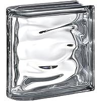 1 pieza BM bloque de vidrio AGUA reflejo