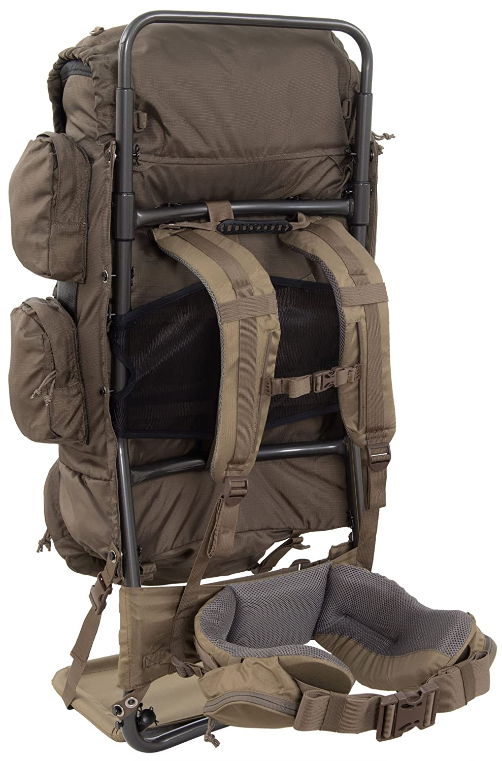 Amazon.com : ALPS OutdoorZ Commander + Pack Bag : External Frame ...