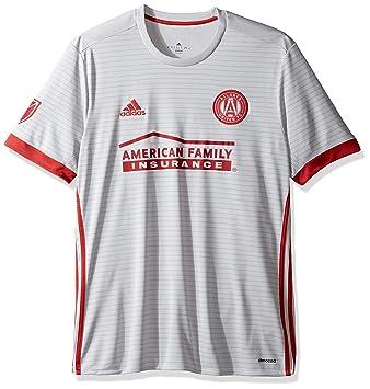 adidas Camiseta con logotipo de equipo, réplica: Amazon.es ...