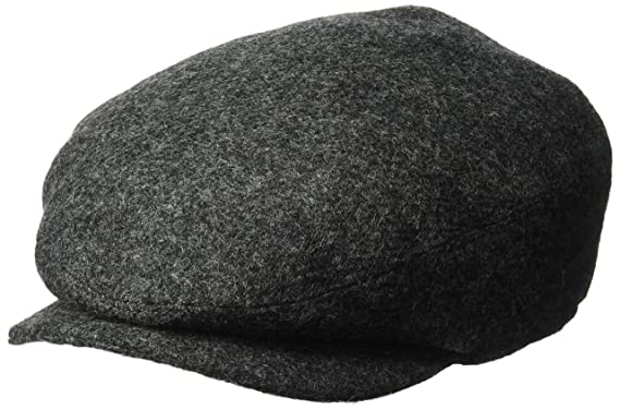 c0a09131d008a Kangol Men s British Peebles Flat Ivy Cap Hat at Amazon Men s ...