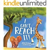 I Can't Reach It!: A Growth Mindset Book To Promote Self-Esteem