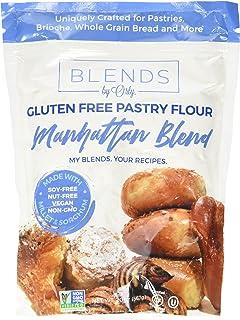 Blends By Orly Harina de hornear libre de gluten - pan de pastelería libre de Gluten harina para donas, panecillos y…