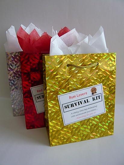 Kit de supervivencia para los amantes del ron Ideal para ...
