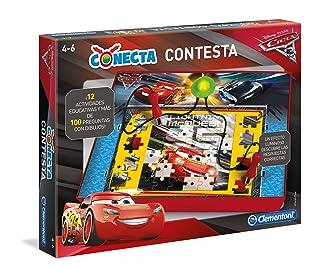 Clementoni–conecta-contesta Cars 3, 55167.5